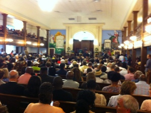 Morris Brown AME Prayer Vigil